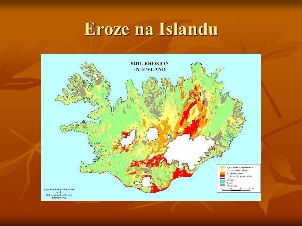 Eroze na Islandu