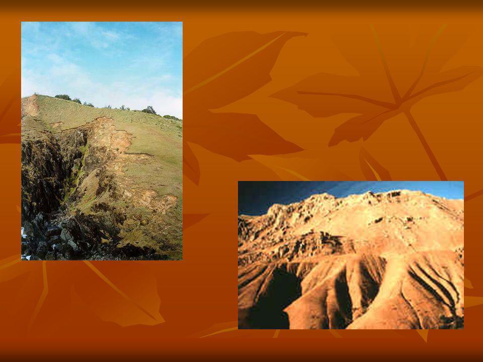 Eroze v JAR V Jihoafrické republice je odhadována roční ztráta půdy asi 300 - 400 tun, což odpovídá téměř třem tunám na každý hektar půdy.