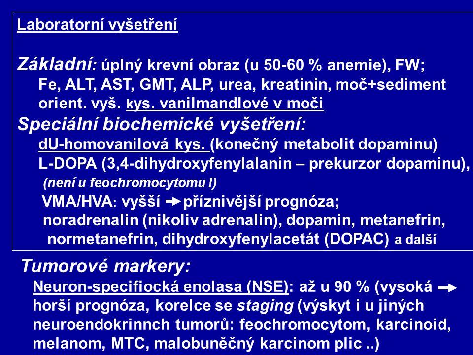 NEUROBLASTOM 2. Nejčetnější solidní nádor dětí (u kojenců nejčetnější); 9/1 milion Neuroblastom in situ u 0,38 – 2,58 % všech kojenců do 3 měsíců Odví