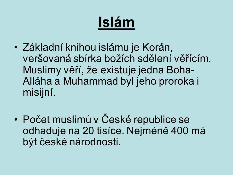 Současná Náboženská Scéna V posledních letech byl výrazný vzrůst náboženskosti, nebo religiozity, mezi mnoha lidmi v České republice.