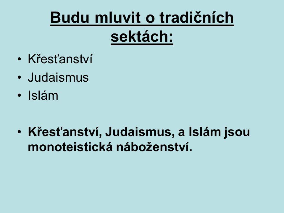 Judaismus Judaismus se konstituovalo ve dvě tisícletí BCE.