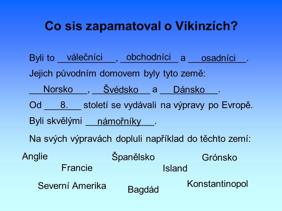 Ve střední Evropě se začaly utvářet státy Čechů, Maďarů a Poláků.