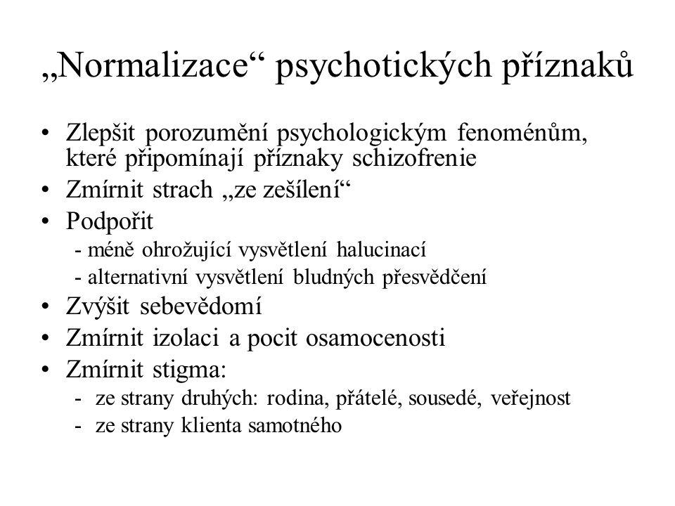 Predisponující faktory V příbuzenstvu deprese. Plachý, introvertní, nejistý v mezilidských situacích. Precipitující faktory Nezvládal studium na vysok