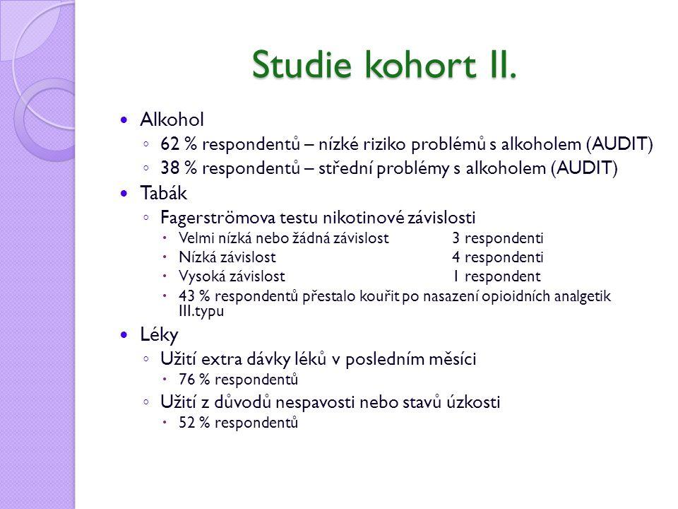 Studie kohort II.