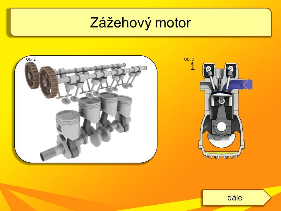 Zážehový motor dále Obr.2Obr.3