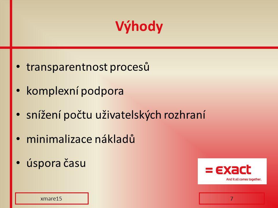 Použité zdroje o2bs.com exactsoftware.cz xmare158