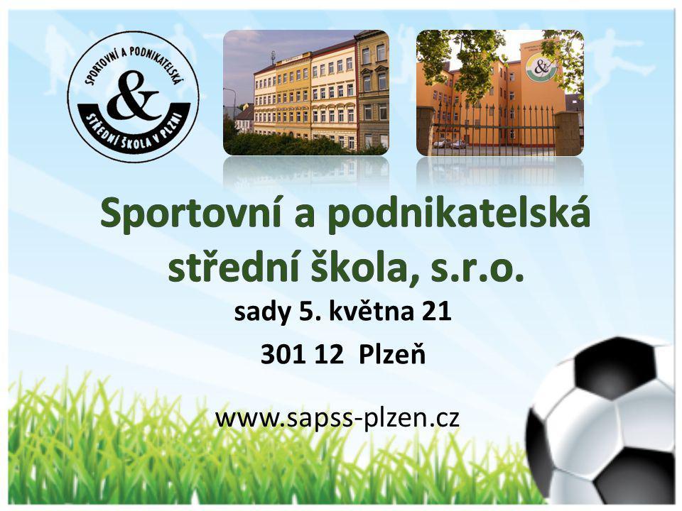 sady 5. května 21 301 12 Plzeň www.sapss-plzen.cz