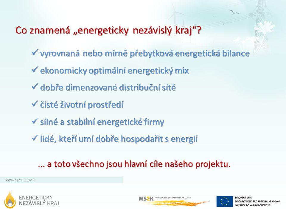 Ostrava | 31.12.2011 Otázky, návrhy nebo doporučení.
