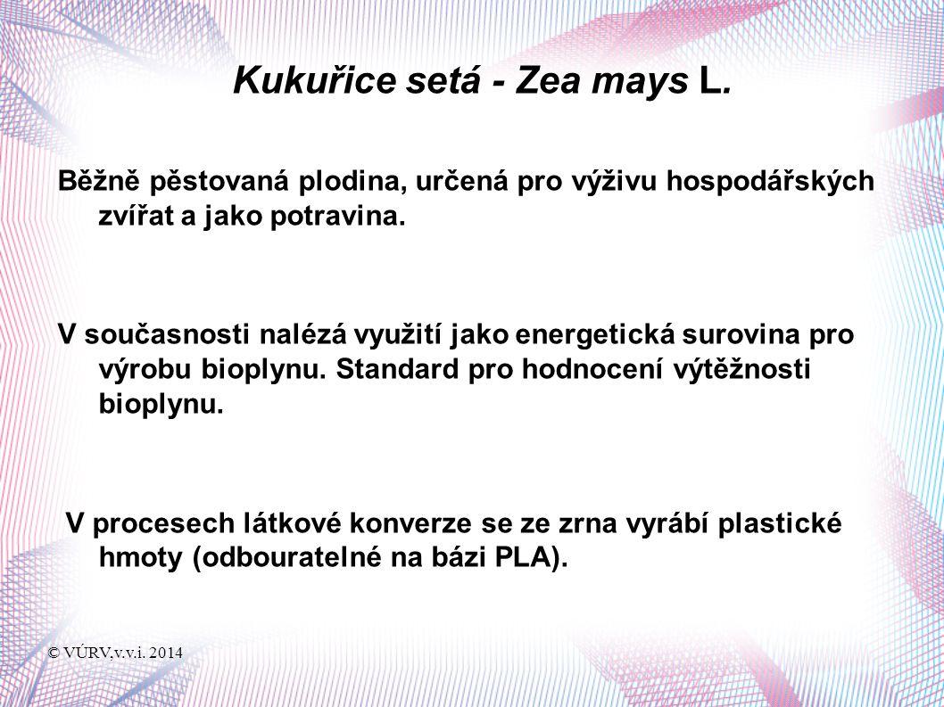 © VÚRV,v.v.i.