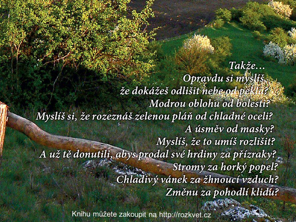 Knihu můžete zakoupit na http://rozkvet.cz