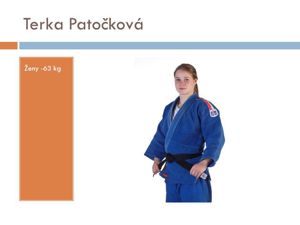 Terka Patočková Ženy -63 kg