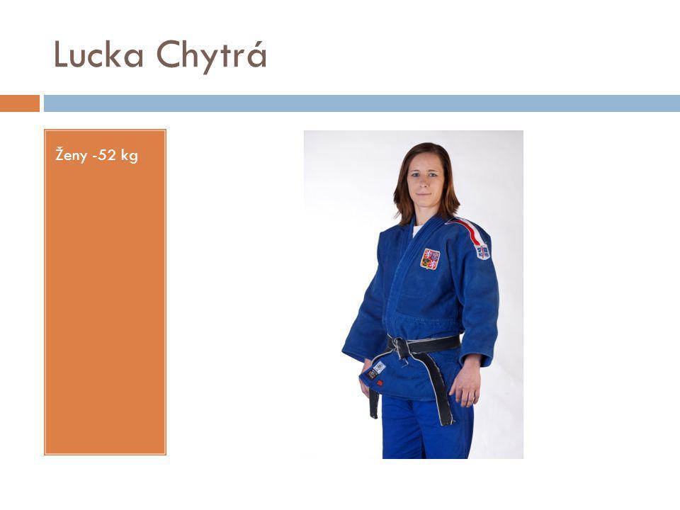 Lucka Chytrá Ženy -52 kg