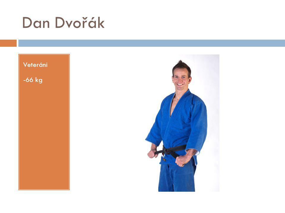 Dan Dvořák Veteráni -66 kg