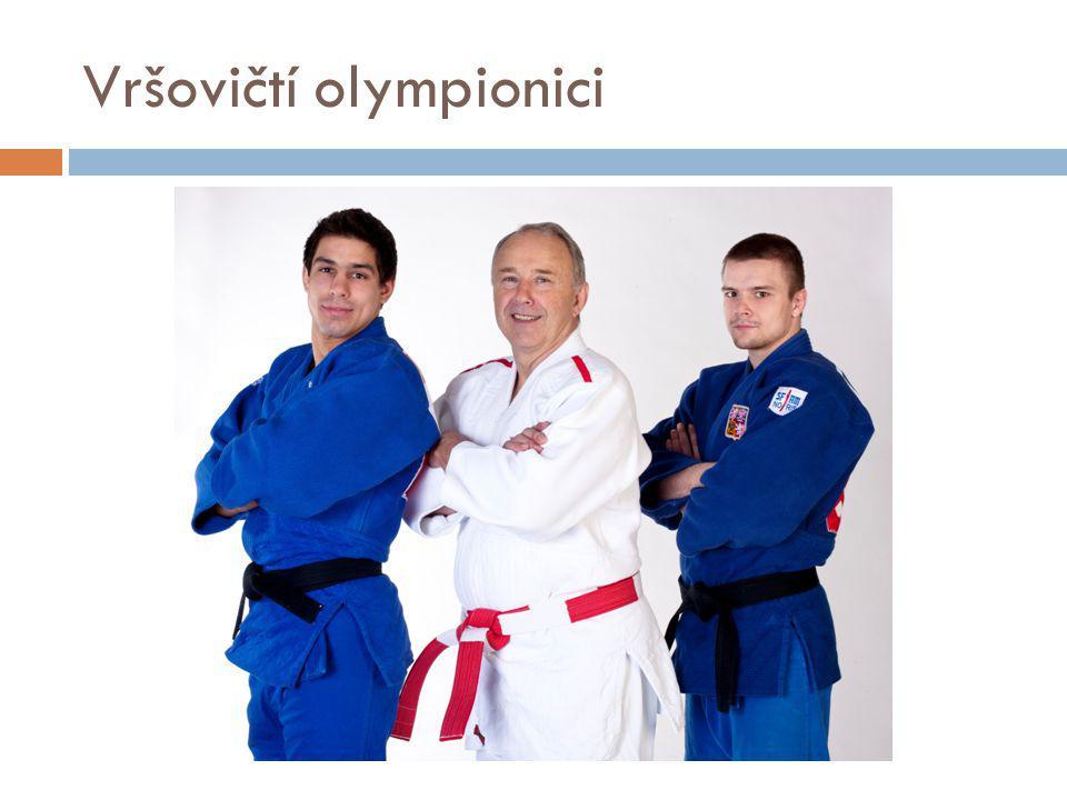 Vršovičtí olympionici