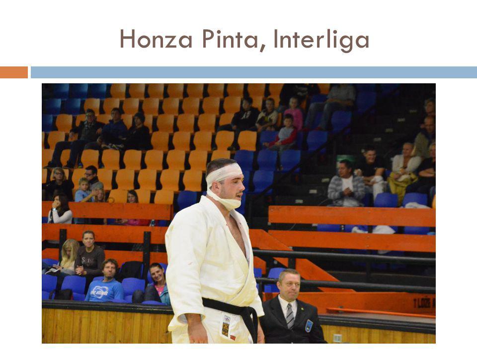 Honza Pinta, Interliga