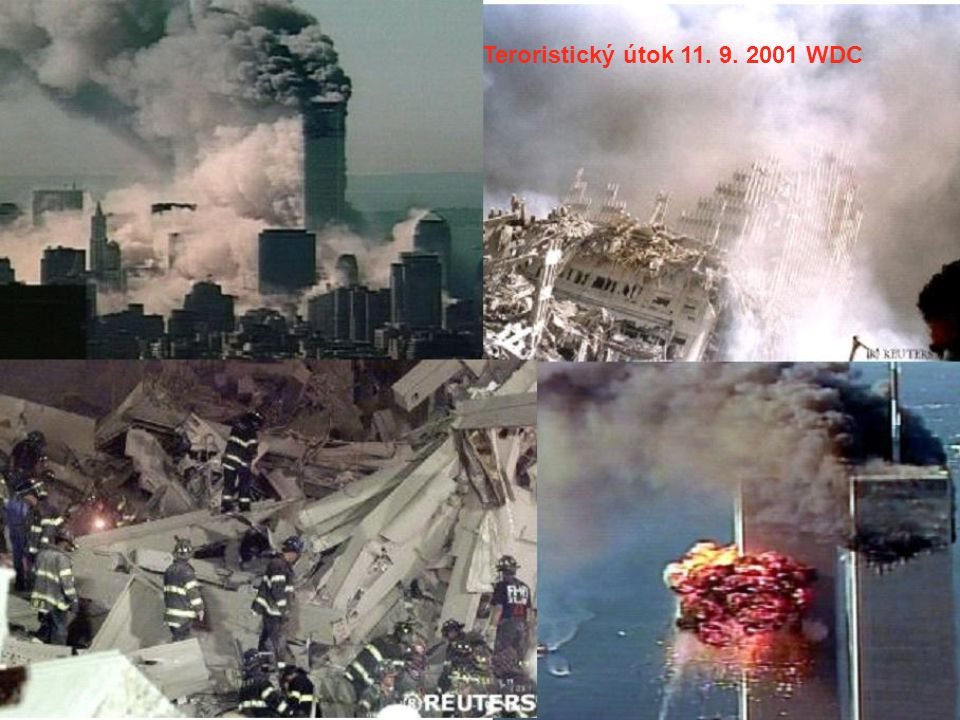 Teroristický útok 11. 9. 2001 WDC