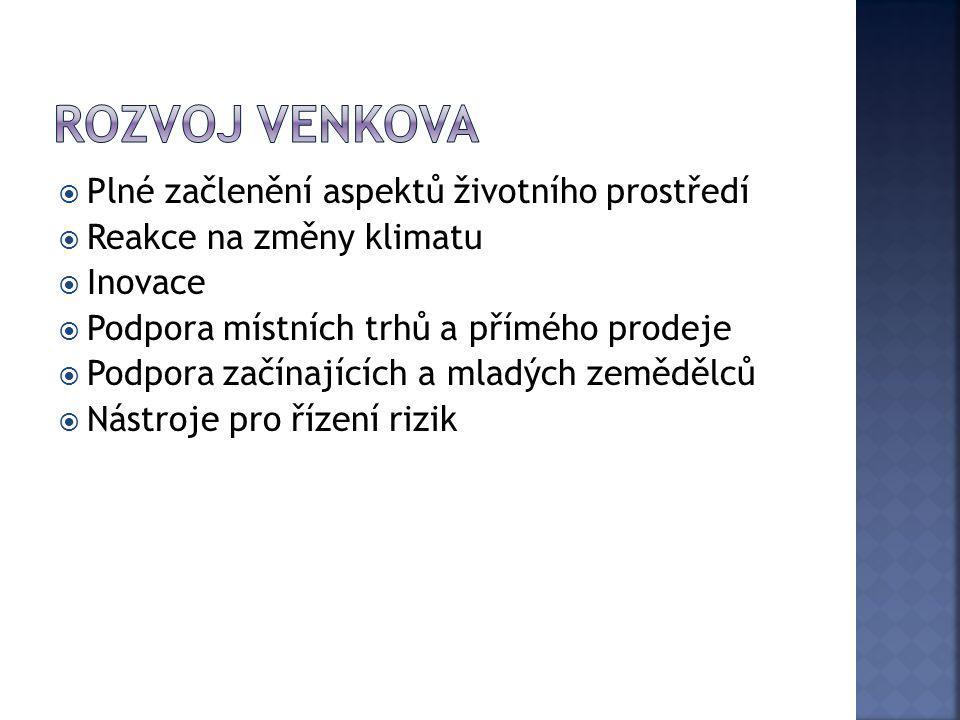 Myšlenka vychází z obecného ekonomického zákona výhody z velikosti, v českém zemědělství však nefunguje.