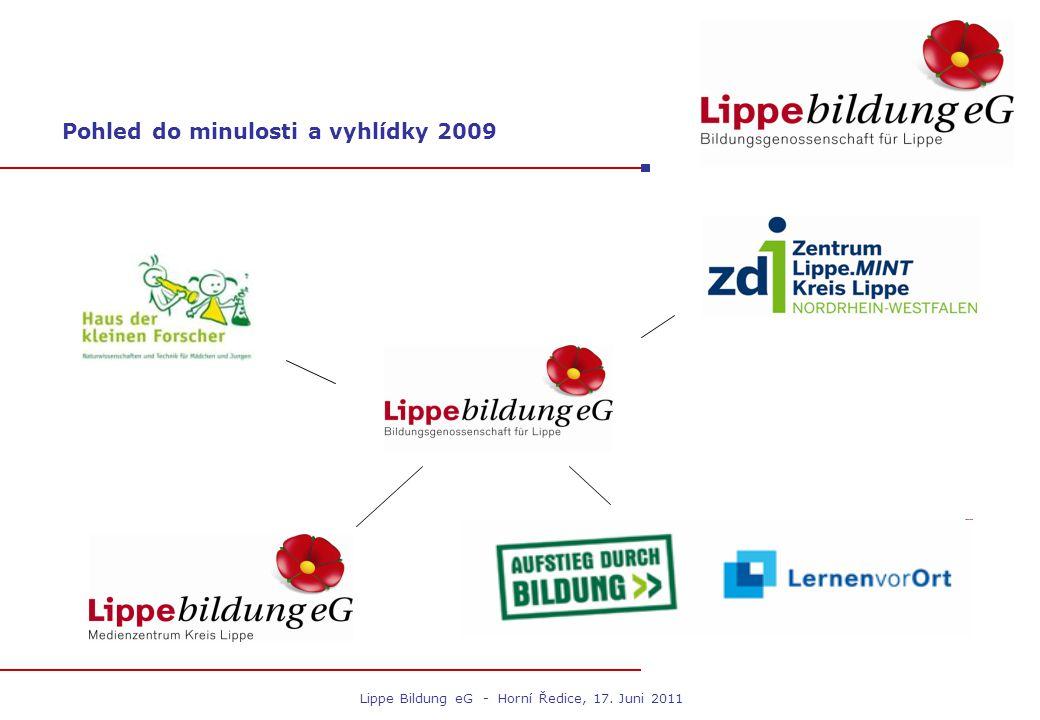 Pohled do minulosti a vyhlídky 2009 Lippe Bildung eG - Horní Ředice, 17. Juni 2011