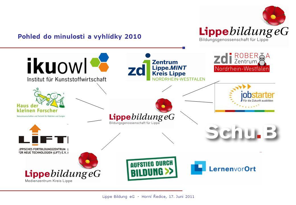 Pohled do minulosti a vyhlídky 2010 Lippe Bildung eG - Horní Ředice, 17. Juni 2011