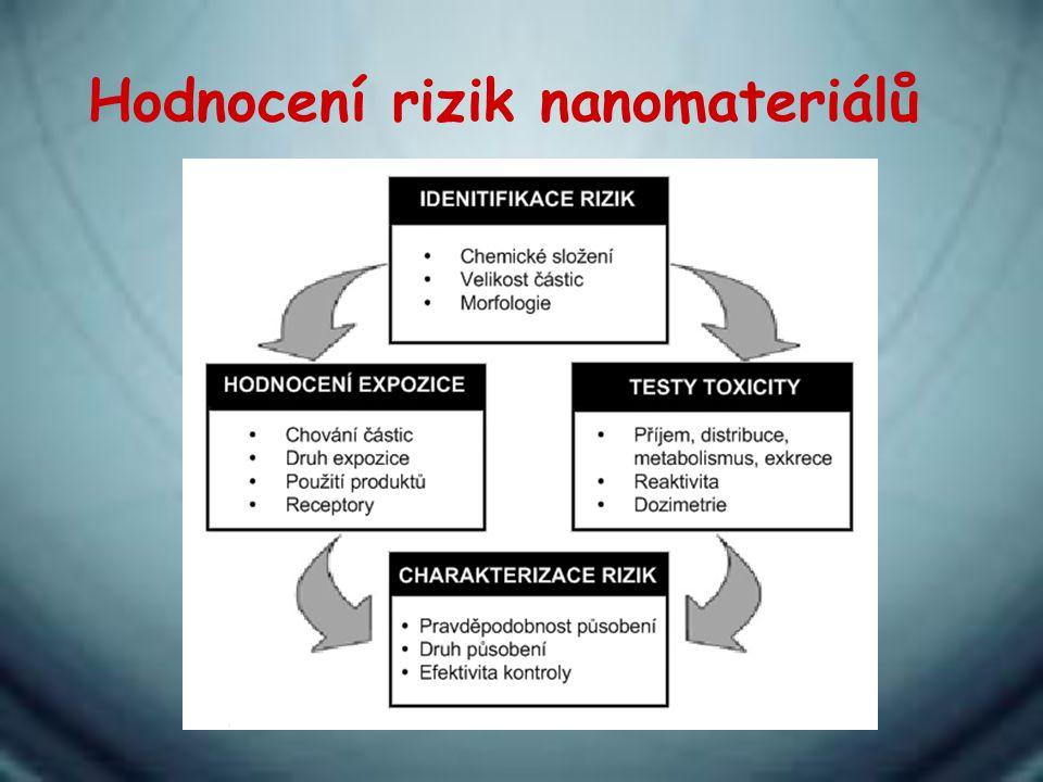 Hodnocení rizik nanomateriálů