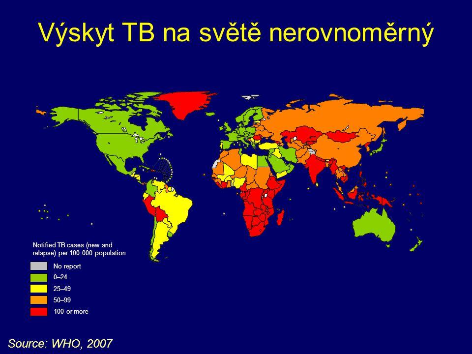 Společenské náklady 3 metod vyhledávání TB u kontaktů PŘÍPADŮ TB600 1/ 1000 2/ KONTAKTŮ/PŘÍPAD51030 KONTAKTŮ CELKEM3000600030000 TST + Rtg8 387 46616 774 93283 874 660 TST + IGRA6 356 28012 712 56063 562 800 IGRA6 765 51013 531 02067 655 100 Podle Ing.