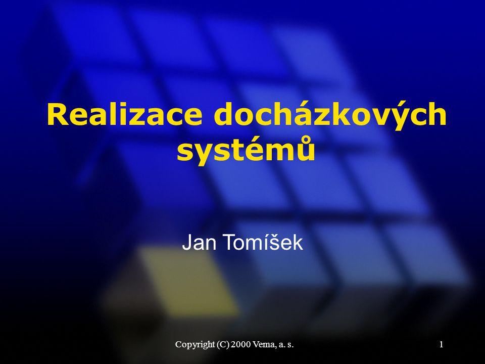 Copyright (C) 2000 Vema, a.