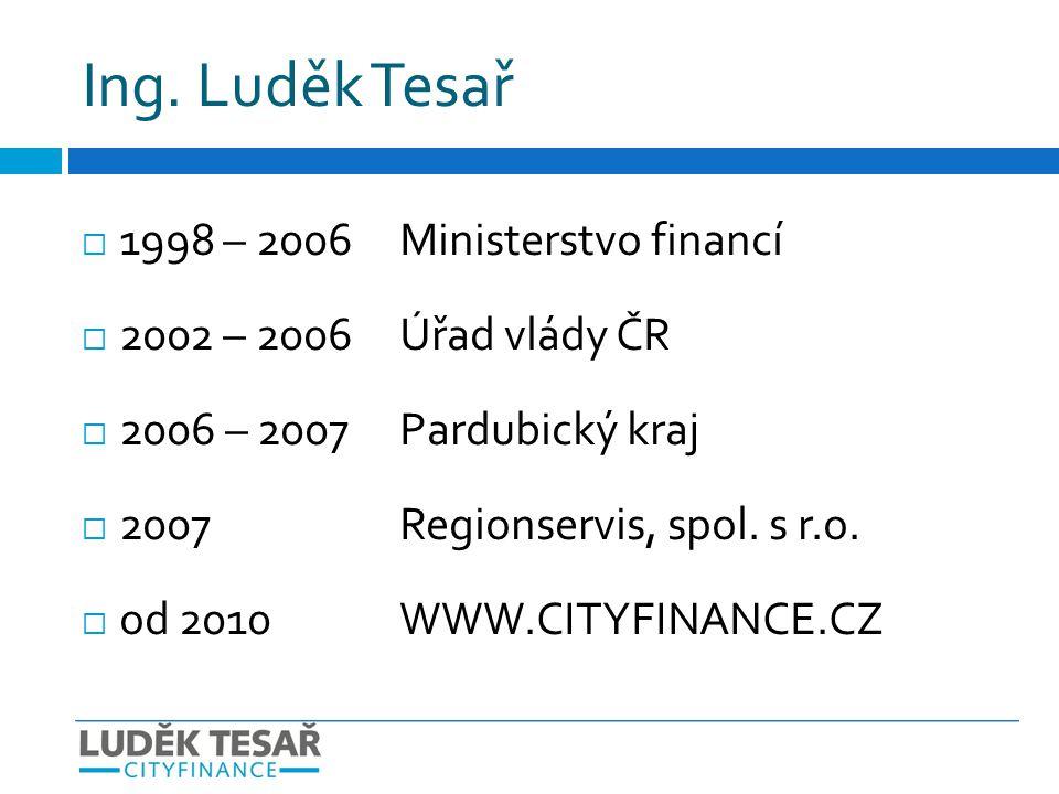 SEMINÁŘE K ROZPOČTU 2012 II/III  8.listopadu 2011 Ústí nad Labem  9.