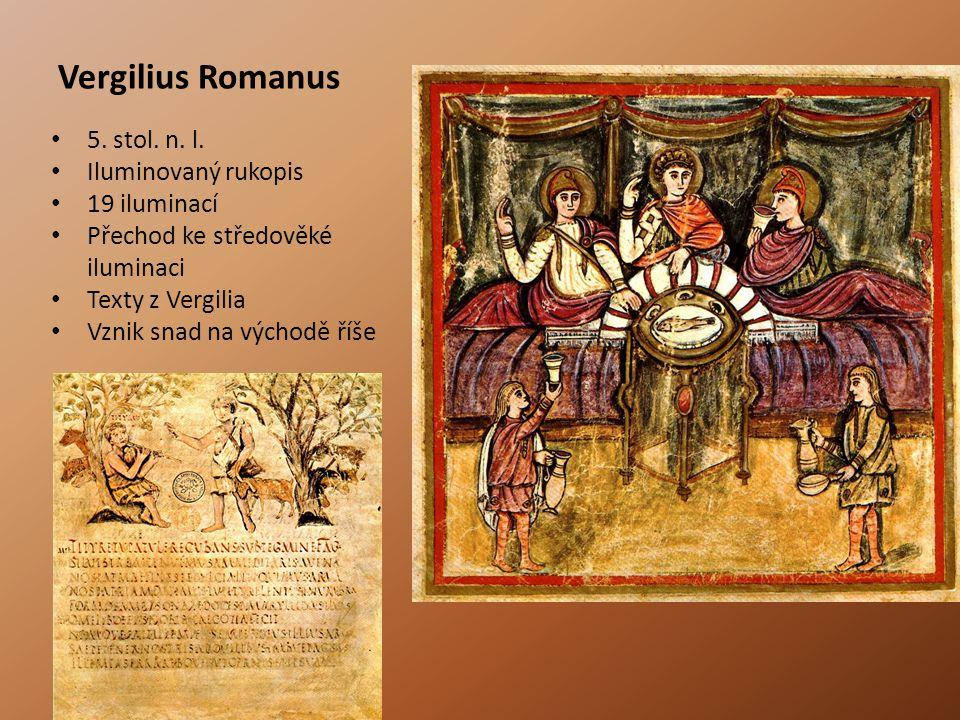 Vergilius Romanus 5.stol. n. l.