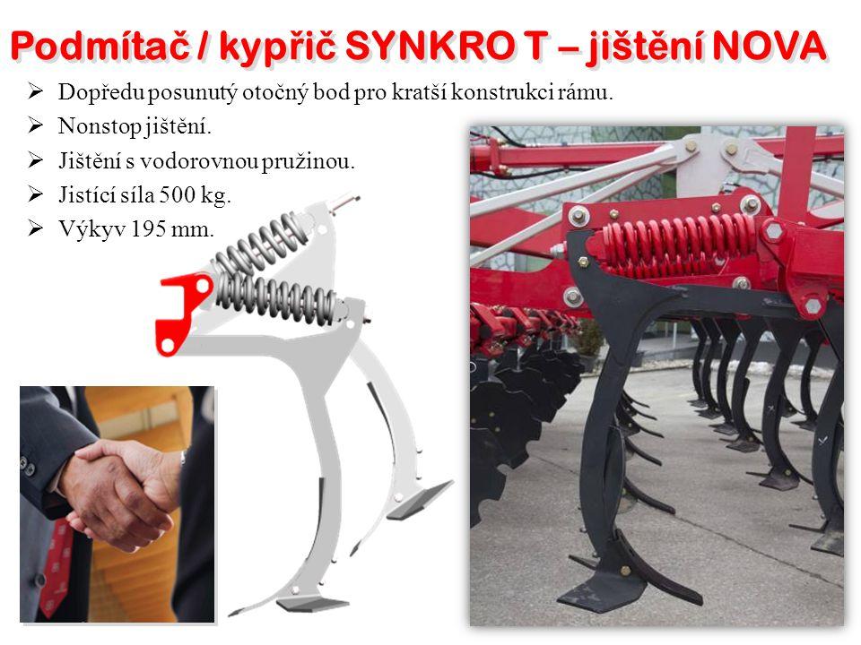 Polonesené podmíta č e / kyp ř i č e SYNKRO T Polonesené podmíta č e / kyp ř i č e SYNKRO T SYNKRO4030 T4030 T NOVA5030 T5030 T NOVA6030 T6030 T NOVA