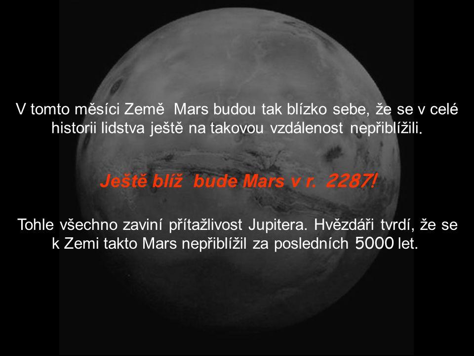 Červená planeta