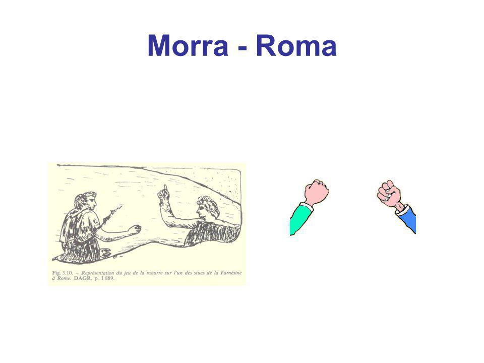 Morra - Roma