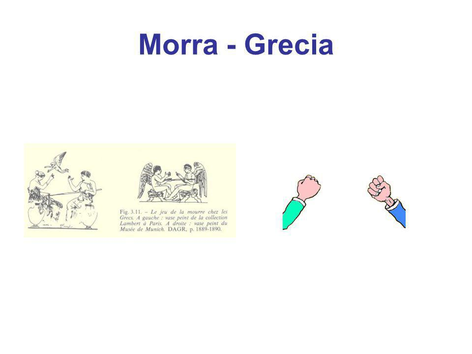 Morra - Grecia