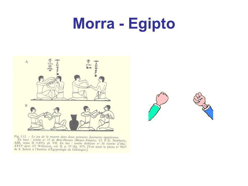 Morra - Egipto