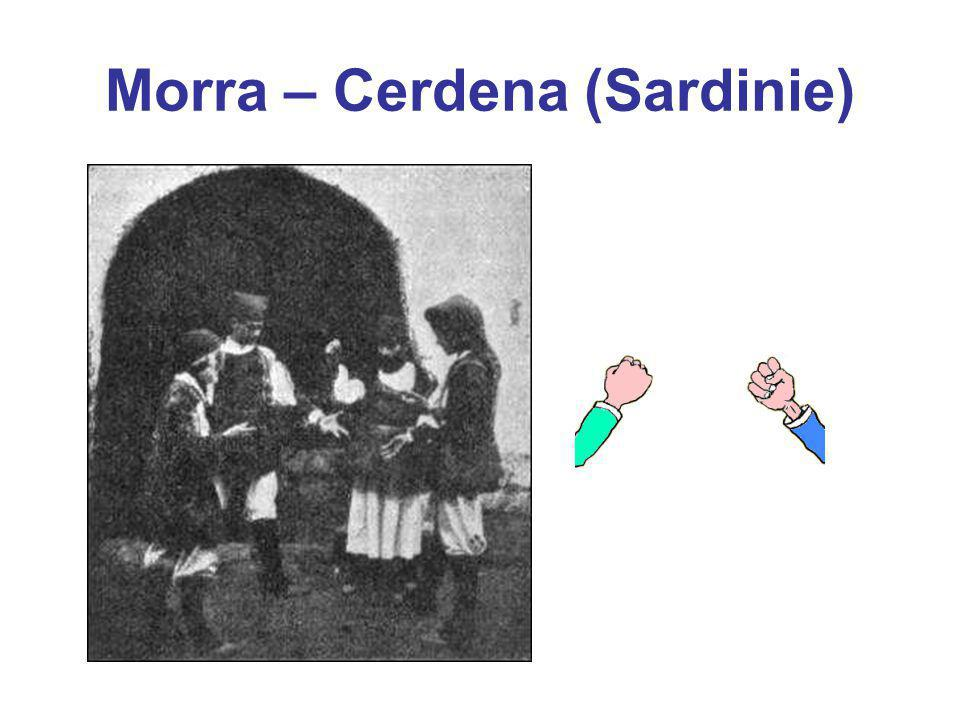 Morra – Cerdena (Sardinie)