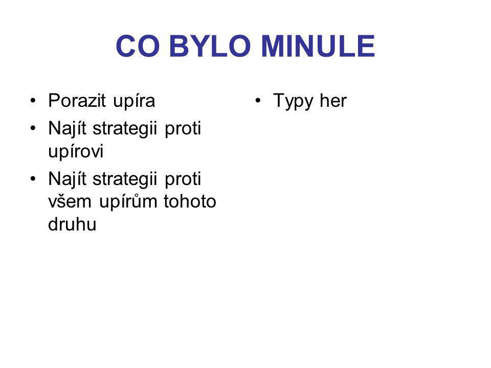 Kámen Nůžky Papír možné výsledky lze zapsat přehledně tabulkou řádky – možné strategie hráče X sloupce – možné strategie hráče Y