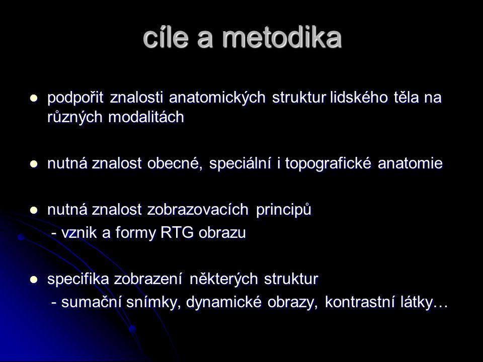 terminologie dobré znalosti základní odborné terminologie dobré znalosti základní odborné terminologie - latinské - latinské - české - české specifika rentgenového názvosloví specifika rentgenového názvosloví