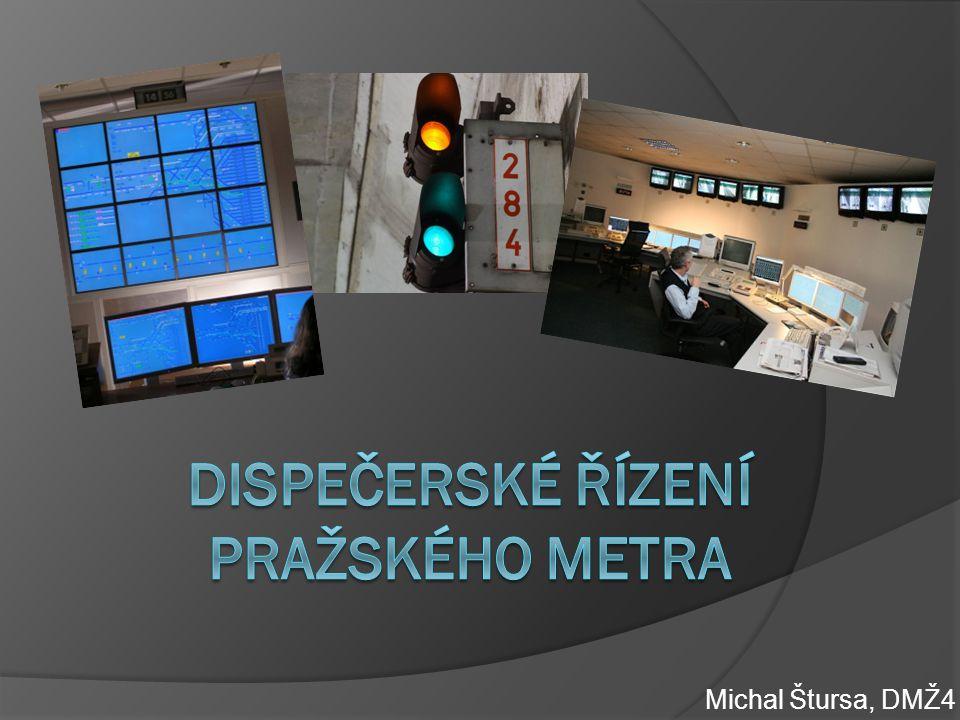 Systém pro sledování vlaků IČV  Evidence vlakových souprav na trati metra  Přiřazení ke kolejovým obvodům  Vyhodnocení zpoždění, resp.