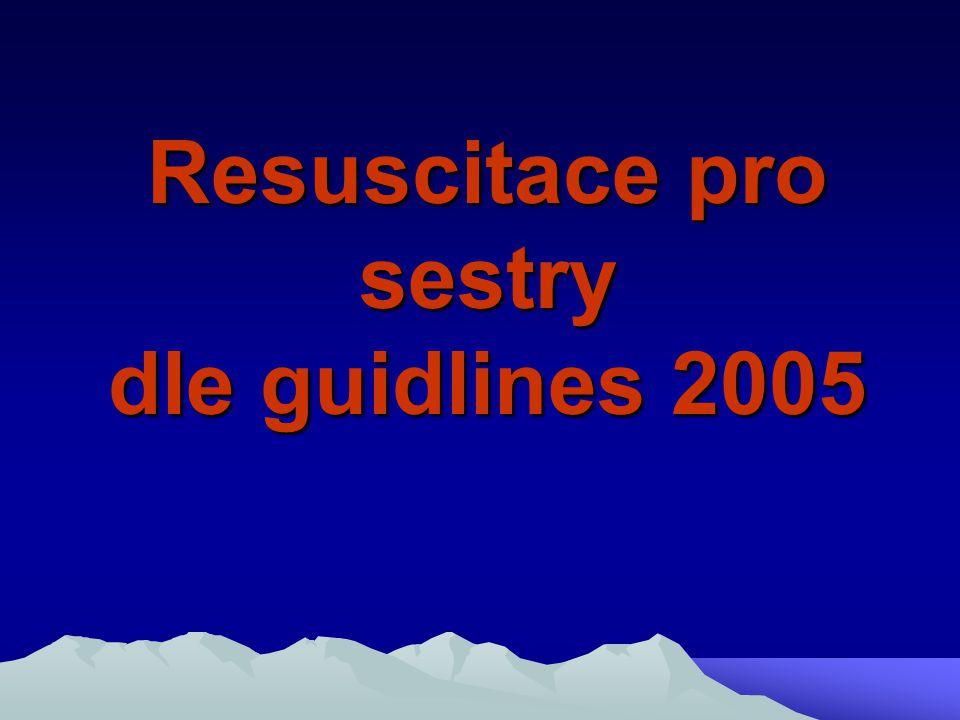 Definice: BLS - Basic Life Support základní neodkladná resuscitace bez pomůcek, s výjimkou protektivních pomůcek které chrání zachránce(resuscitační rouška,rukavice ALS - Advanced Life Support rozšířená resuscitace s použitím pomůcek včetně defibrilátorů a farmak