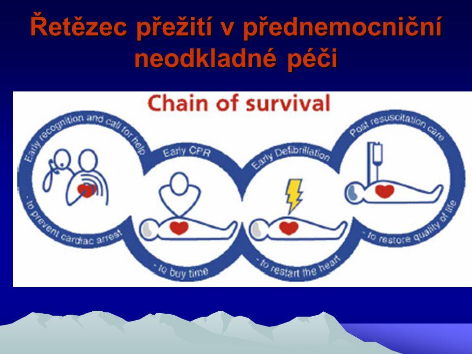 Řetězec přežití v přednemocniční neodkladné péči