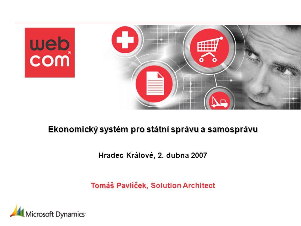 Představení společnosti WEBCOM a.s.