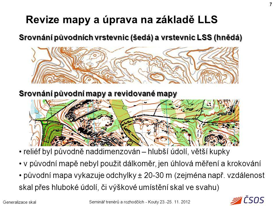 Seminář trenérů a rozhodčích - Kouty 23.-25.11.