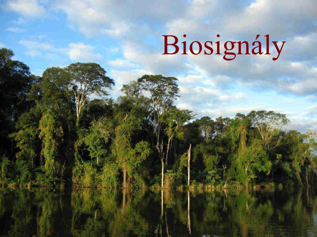 Biosignály