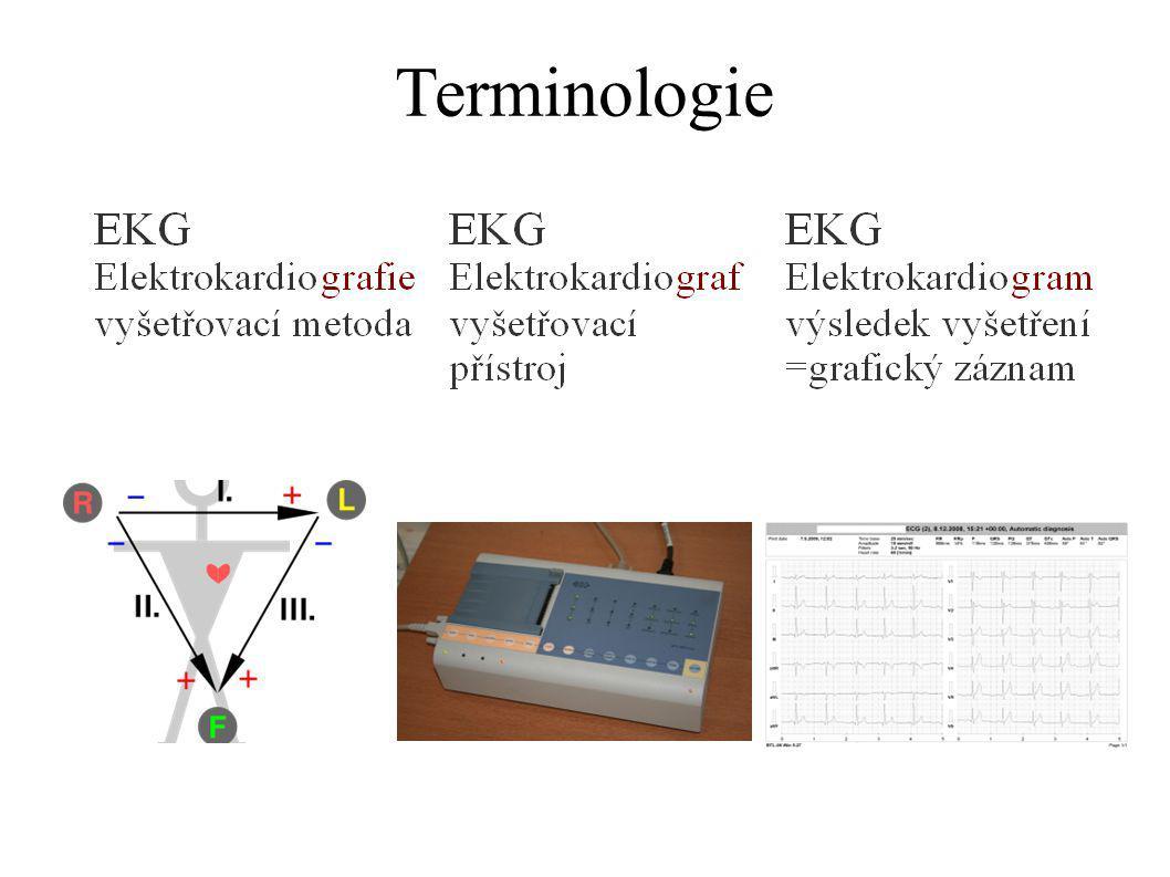 Biosignály dle způsobu vzniku Představa systému, vstupy systému, okolí systému: spontánní, nativní forsírování (donucení) zátěžové testy provokační testy evokace (zpravidla arteficielní podněty) Př: Poklepat sousedovi na kalvu.