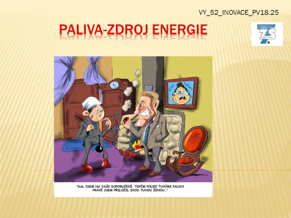 Použité zdroje:  Vacík: Přehled středoškolské chemie, SPN  Beneš, Pumpr, Banýr: Základy chemie II,Fortuna  Zbirovský: Chemická technologie I,SNTL  Beneš, Pumpr: Minimum chemie, Kvarta  Obrázky: http://www.google.cz/imgres?q=vtipy+tuh%C3%A9+palivo&um=1&hl=cs&sa=N&gbv=2&biw=1280&bih=822&tbm=isch&tbnid=cJ0r8YR- JHT6ZM:&imgrefurl=http://moreamorea.blog.cz/rubrika/s-duvtipem-aneb-odlehcete-si-prosim/9&docid=eTmryHHyhl0kXM&w=604&h=537&ei=r- qGTtqXLOP74QSIosi7Dw&zoom=1&iact=rc&dur=109&page=1&tbnh=145&tbnw=163&start=0&ndsp=24&ved=1t:429,r:19,s:0&tx=89&ty=62 http://www.google.cz/imgres?q=hn%C4%9Bd%C3%A9+uhl%C3%AD&um=1&hl=cs&gbv=2&biw=1280&bih=822&tbm=isch&tbnid=4KSnxbzgk4hpCM:&imgref url=http://geologie.vsb.cz/loziska/loziska/energsur/hn%25C4%259Bd%25C3%25A9%2520uhl%25C3%25AD.html&docid=JWIhPg07bXxlGM&w=600&h=450 &ei=L-iGTsmDFKqP4gSTpozCDw&zoom=1&iact=rc&dur=104&page=1&tbnh=136&tbnw=181&start=0&ndsp=22&ved=1t:429,r:0,s:0&tx=120&ty=105 http://www.google.cz/imgres?q=%C4%8Dern%C3%A9+uhl%C3%AD&um=1&hl=cs&gbv=2&biw=1280&bih=822&tbm=isch&tbnid=y2dNJt5fx16eQM:&imgrefu rl=http://www.cerneuhli.cz/&docid=7YR8jl_Utpx5QM&w=1168&h=876&ei=SuiGTuCOKZD54QS57uGYDw&zoom=1&iact=hc&vpx=207&vpy=182&dur=496& hovh=194&hovw=259&tx=135&ty=100&page=1&tbnh=132&tbnw=237&start=0&ndsp=22&ved=1t:429,r:0,s:0 http://www.google.cz/imgres?q=ropa&um=1&hl=cs&gbv=2&biw=1280&bih=822&tbm=isch&tbnid=Cf6EdLvKIpMV0M:&imgrefurl=http://geologie.vsb.cz/lozi ska/loziska/energsur/ropa.html&docid=zdYu3vSPHDsKvM&w=300&h=400&ei=rOiGTvr2AuqF4gTohOGMDw&zoom=1&iact=rc&dur=539&page=1&tbnh=137 &tbnw=98&start=0&ndsp=22&ved=1t:429,r:2,s:0&tx=79&ty=100 http://www.google.cz/imgres?q=destilace+ropy&um=1&hl=cs&gbv=2&biw=1280&bih=822&tbm=isch&tbnid=DsjwMTaW0I0Z4M:&imgrefurl=http://www.ko menskeho66.cz/materialy/chemie/WEB-CHEMIE9/paliva.html&docid=qVu9jVXCJjdmIM&w=400&h=650&ei=z- iGTvKcBOH44QShsrioDw&zoom=1&iact=rc&dur=313&page=1&tbnh=142&tbnw=87&start=0&ndsp=22&ved=1t:429,r:5,s:0&tx=20&ty=78 http://www.google.cz/imgres?q=zemn%C3%AD+ply