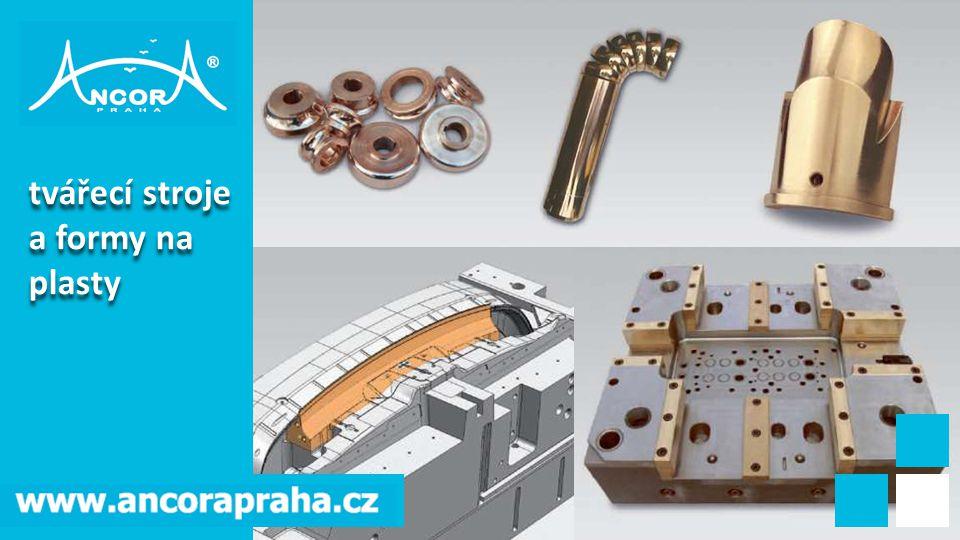 tvářecí stroje a formy na plasty tvářecí stroje a formy na plasty