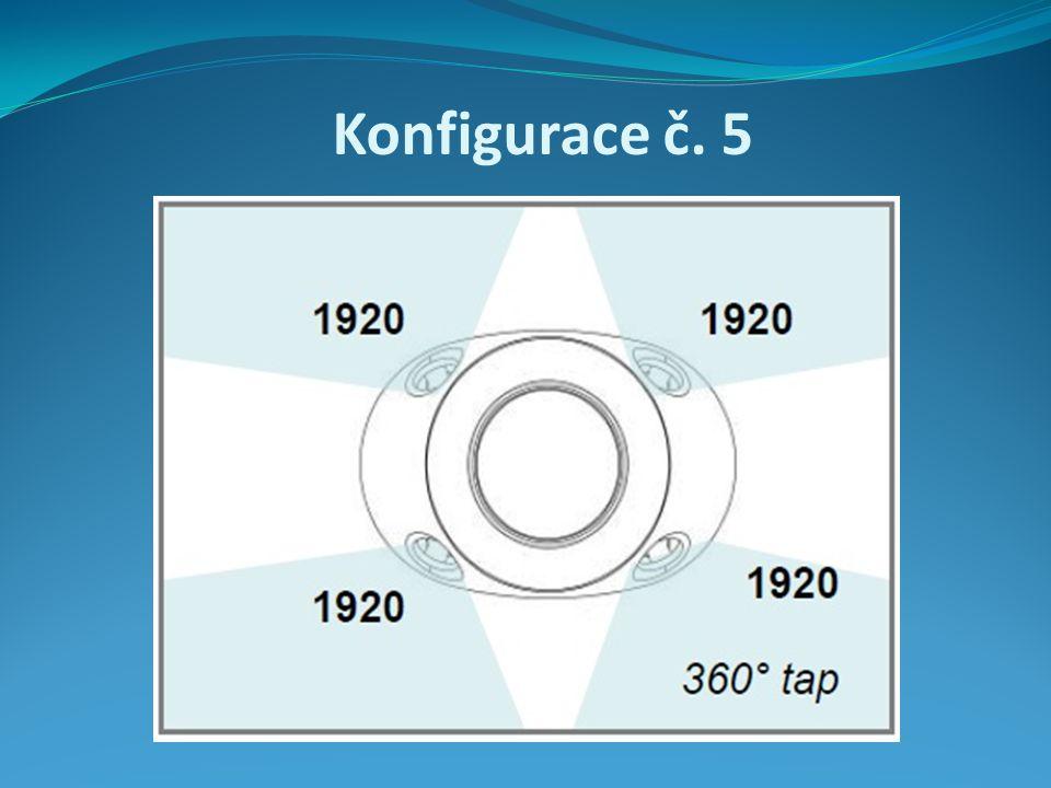 Konfigurace č. 5