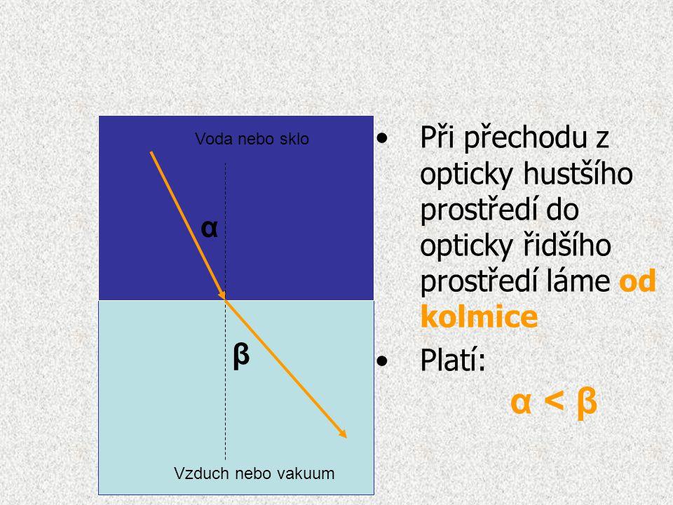 8.Čočky Lom světla využívají čočky – tělesa ze skla nebo čirého plastu Při průchodu jejich zakřiveným povrchem se paprsky lámou Při průchodu čočkou se rovnoběžný svazek paprsků může měnit na sbíhavý – čočka spojka Pokud se rovnoběžný svazek mění na čočce na rozbíhavý – čočka rozptylka