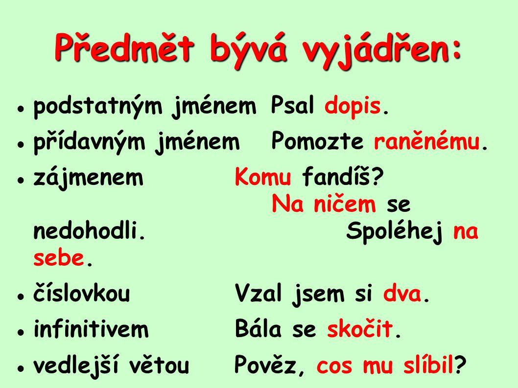 Použité zdroje: Myšlenkové pochody čerpány z: KRAUSOVÁ, Zdeňka; TERŠOVÁ, Renata.
