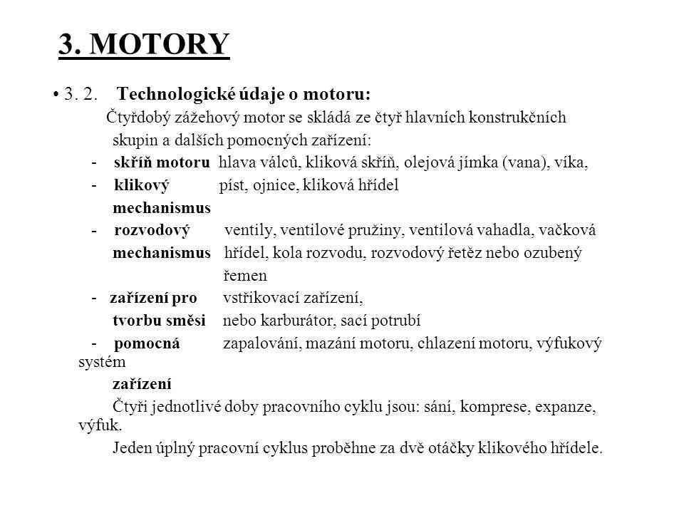 3.MOTORY 3. 2.