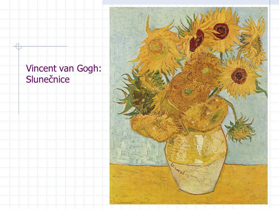 Vincent van Gogh: Slunečnice
